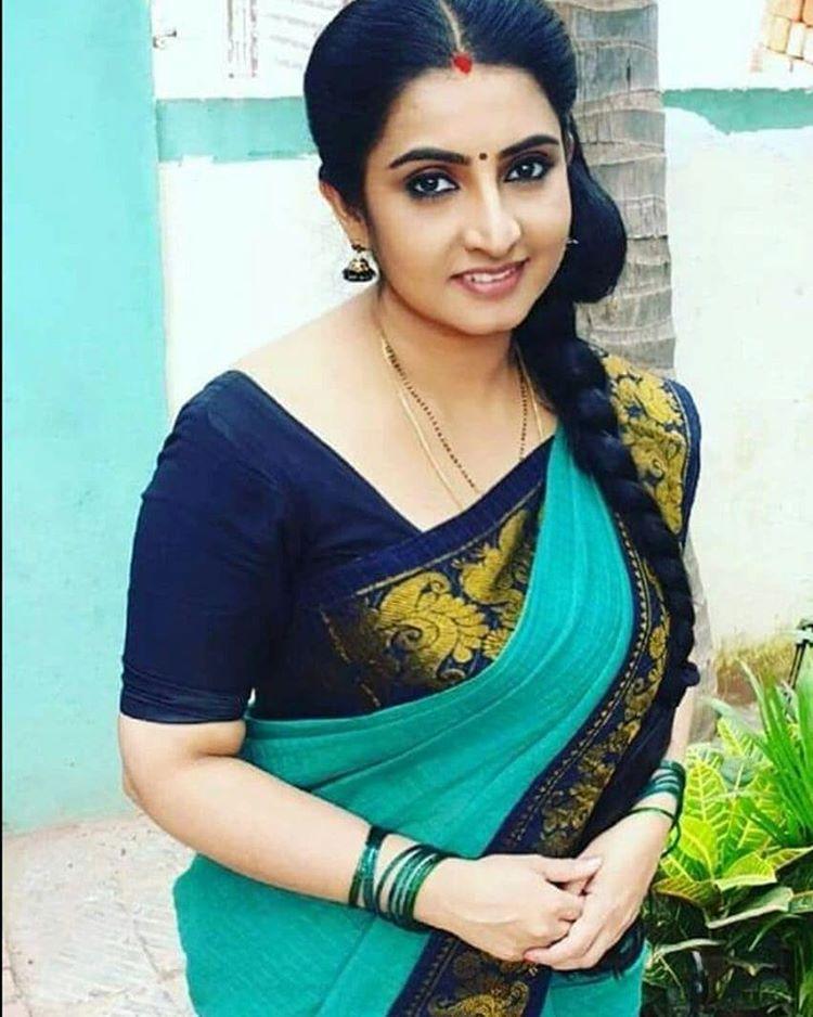 Malayalam TV Serial Actress Hot Navel Show Photos ~ SOUTH