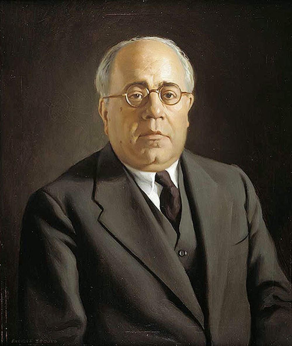 Enrique Segura Iglesias, Manuel Azaña, Maestros españoles del retrato, Pintores españoles