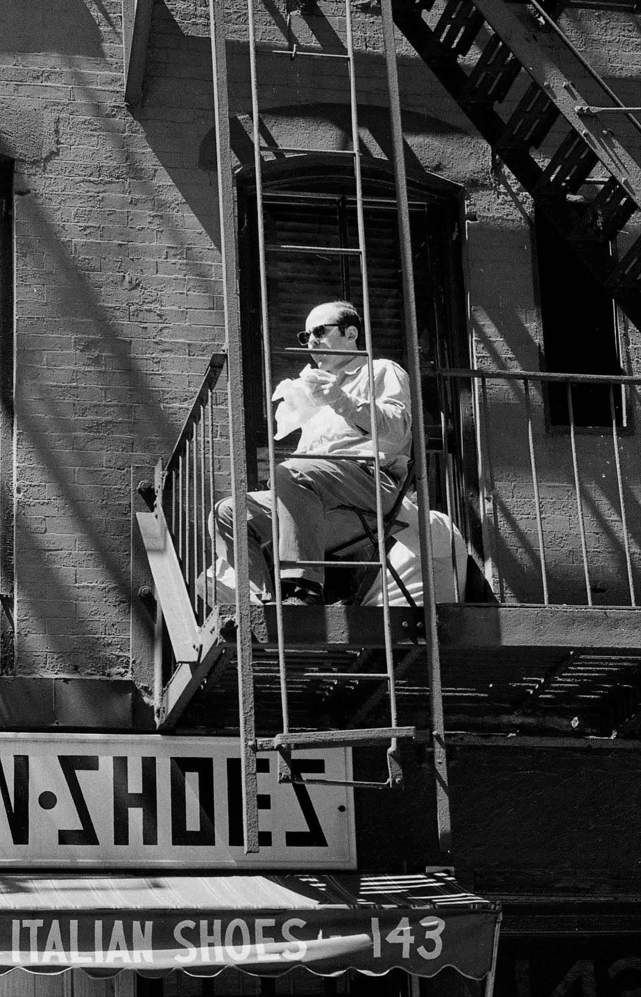 photos filming godfather