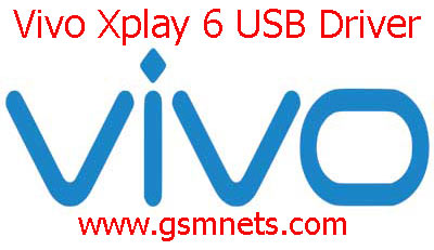 Vivo Xplay 6 USB Driver Download