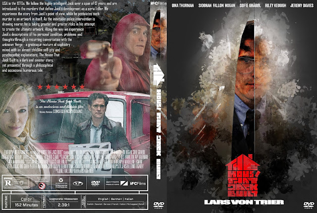 The House That Jack Built DVD Cover
