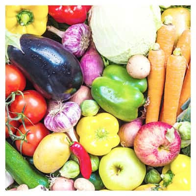 Comer Frutas y Verduras no retrasará el Cáncer de Próstata