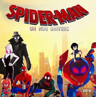 Spider-Man -  Un nou univers - [2018]
