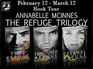 The Refuge Trilogy Spotlight Tour