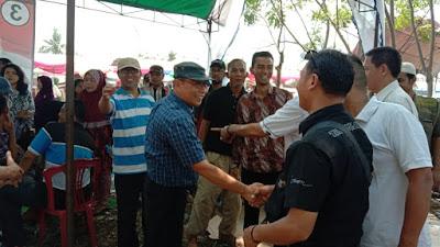 Anggota DPRD Monitirong Dan Pilih Calon Kades