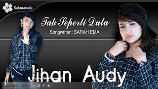 Lirik Lagu Tak Seperti Dulu - Jihan Audy