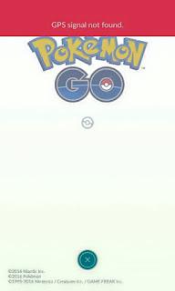 Tutorial Ampuh Mengatasi GPS Signal Not Found Pada Pokemon Go di Android