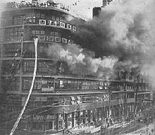 The Shocking Deaths From Shirokiya Department Store Fire
