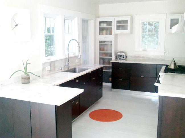 Casa da minimalista de Bea Johnson