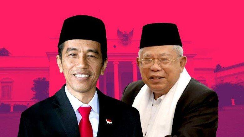 Relawan Jokowi: Indonesia Maju Cuma Mimpi