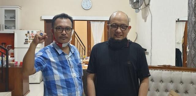 Bentuk New KPK, Iwan Sumule: Yang Dialami Bung Novel Itu Betul-betul Mengganggu Akal Sehat