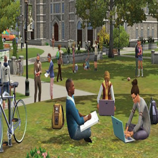 Download The Sims 3 University Life Game Free Full Version