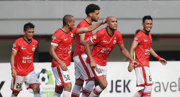 Banyak Pemain Absen, Persija Target Imbang Lawan Madura United