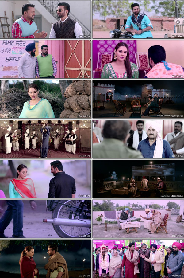 Download Lukan Michi 2019 ORG Punjabi Movie WEBDL 480p 400MB movie