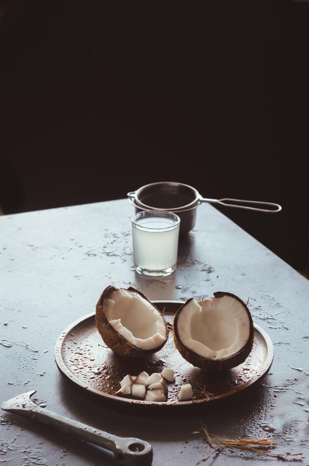 Hacer aceite de coco en casa