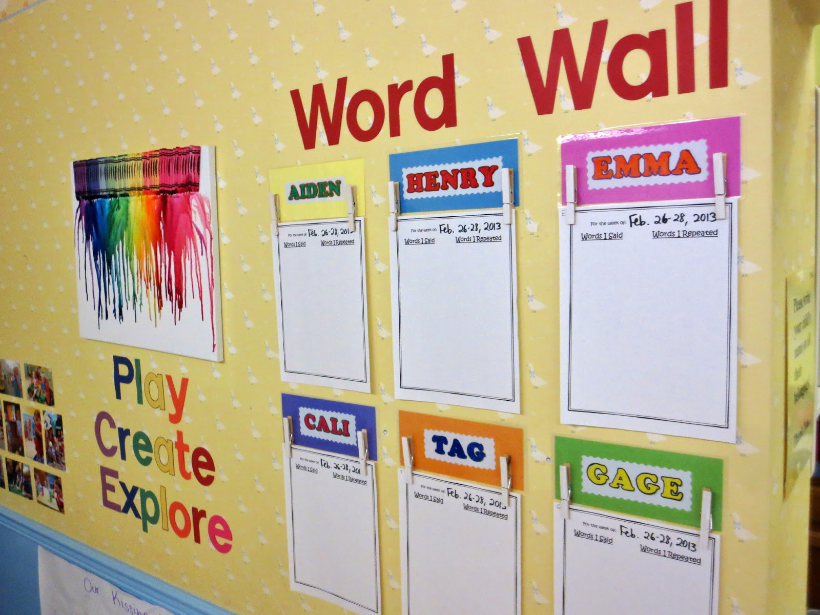 Wall Words Art - Elitflat