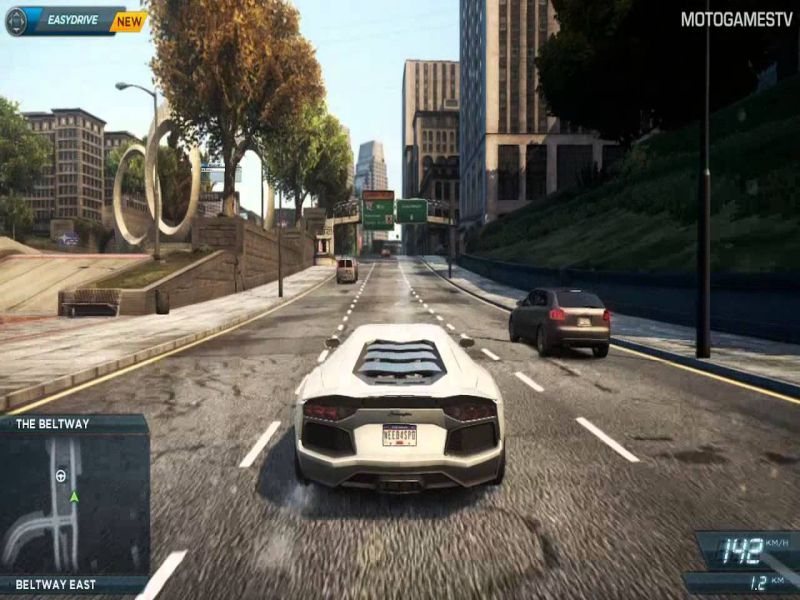 Download Need for Speed Most Wanted 2012 Game Setup Exe