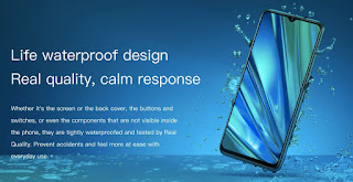 Realme Q support water resistance , launch date ,price, specifications