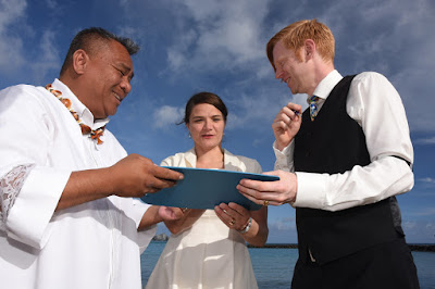 Hawaii Legal Wedding