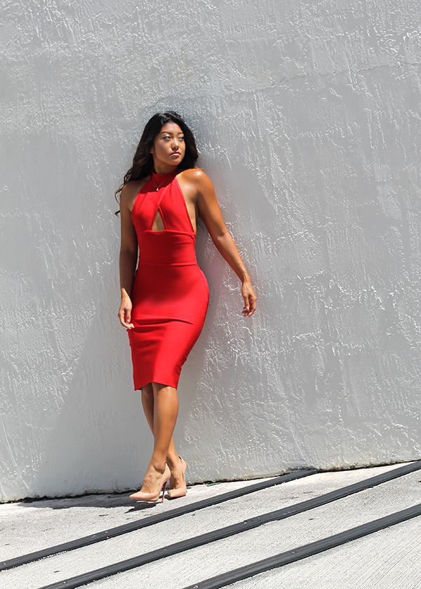 quality design 73a52 ed351 Her, in the Red Dress