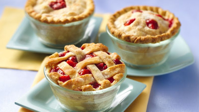 Mini Pies-Instructions