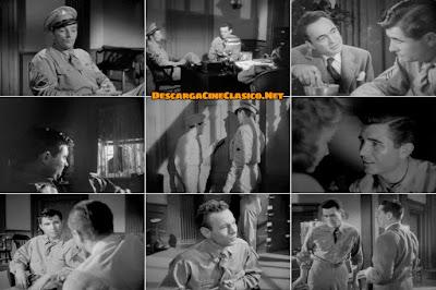 Capturas: Encrucijada de odios (1947) Crossfire