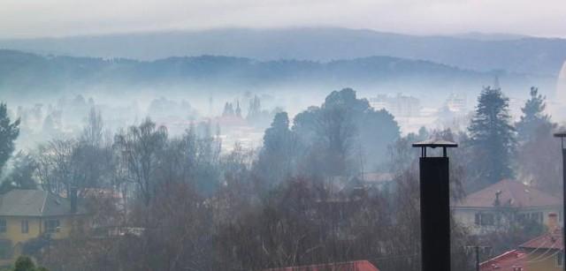 Osorno: Preemergencia Ambiental este 6 de junio