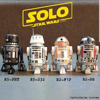 PsyfoolRulez Customz - Solo a Star Wars Story