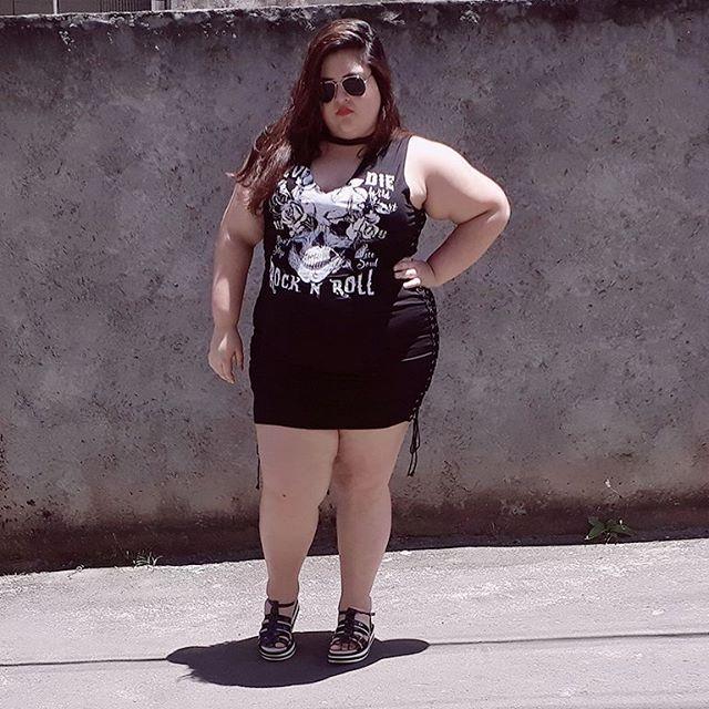 gorda blogueira moda gg