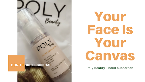 Poly Beauty Tinted Sunscreen