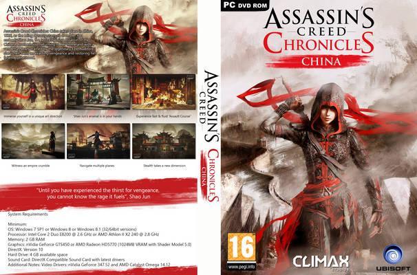 Pc Game Drama Korea Film Makassar Assassins Creed Chronicles China