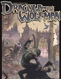 Frank Frazetta's Dracula Meets the Wolfman