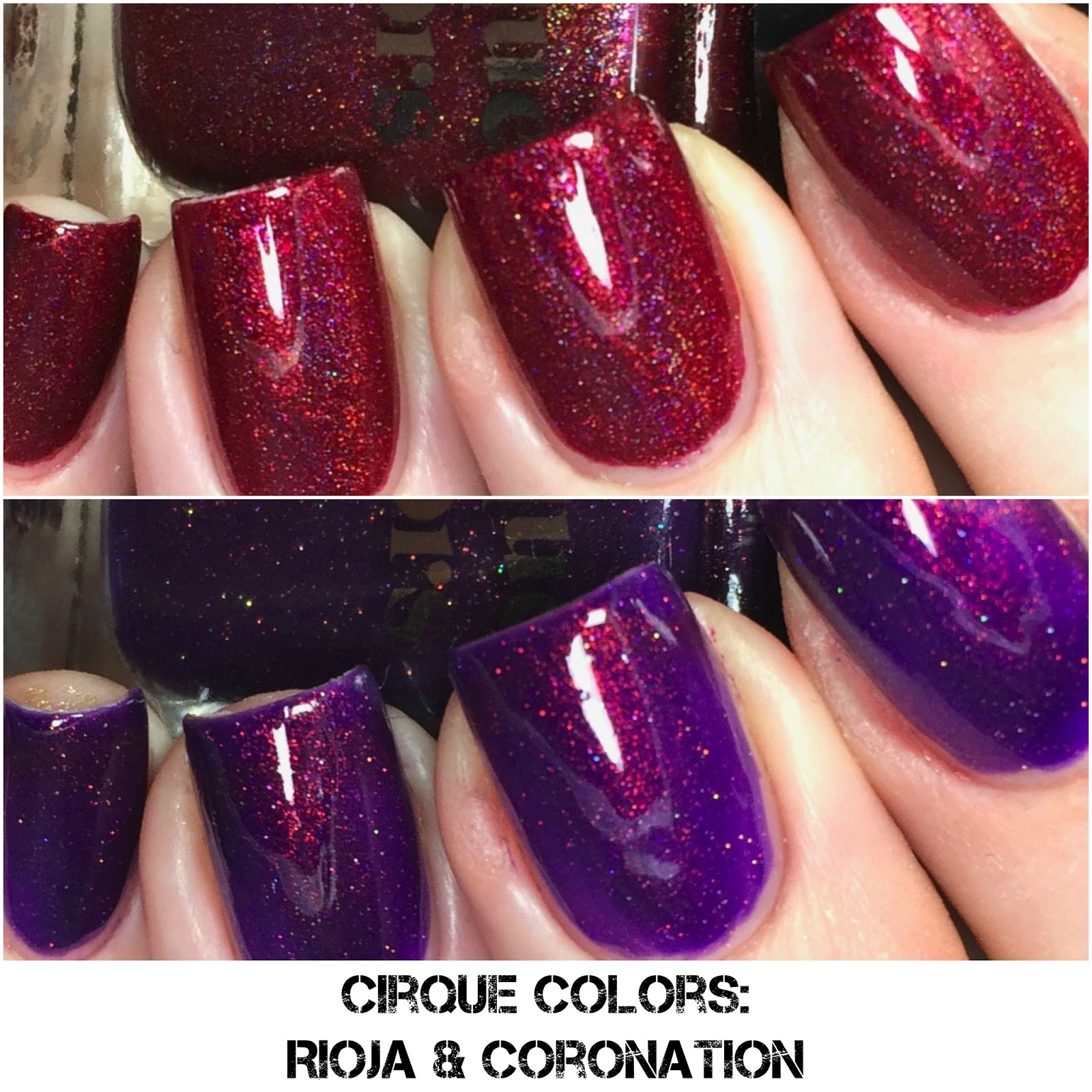 I Have Some More Beautiful Winter Polishes To Show You Today One Of Which Is A Nail Polish Addict Must