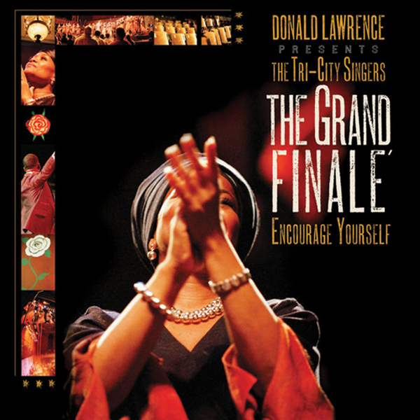 Donald Lawrence & The Tri City Singers - God (Audio Download) | #BelieversCompanion