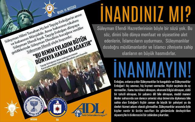 süleyman hilmi tunahan, Recep Tayyip Erdoğan, belam bin baura, kasımpaşa kuran kursu, akp'nin gerçek yüzü, mehmet fahri sertkaya,