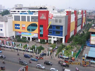 Pusat Grosir Senen Jaya