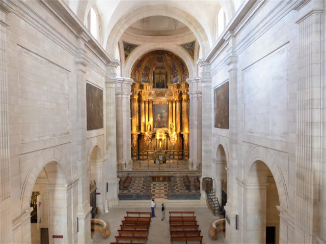 Monasterio de Uclés, iglesia
