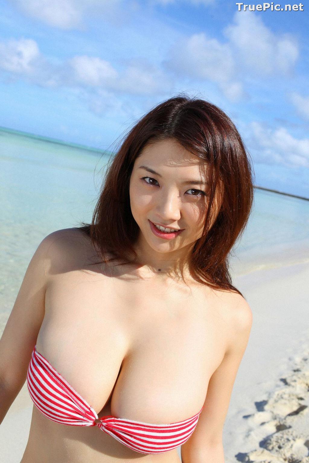 Image [YS Web] Vol.306 - Japanese Actress and Gravure Idol - Hitomi Aizawa - TruePic.net - Picture-1