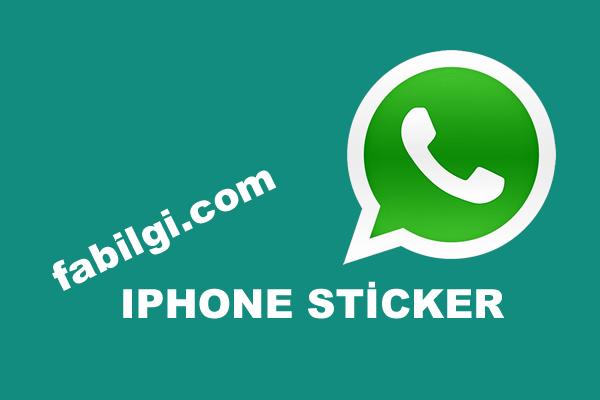 Iphone Cihazlarda Whatsapp Sticker Nasıl Yapılır Kolay 2021