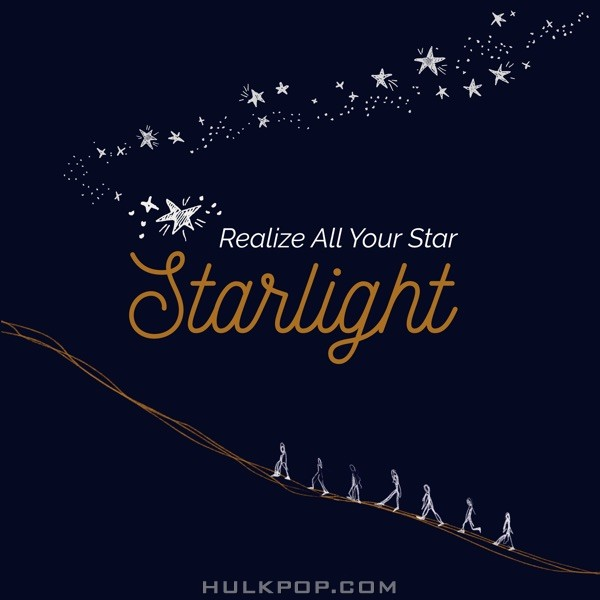 ENOi – For Rays, Realize All Your Star – EP