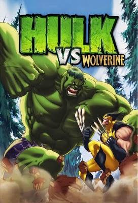 Hulk Versus Wolwerine