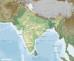 OUR COUNTRY INDIA - Physical and Political division geography chapter 7