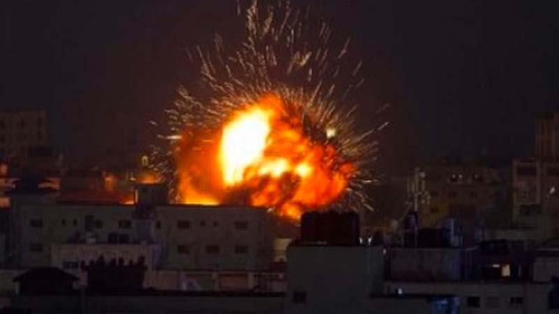 Serangan Dimulai, Rudal Iran Meluncur ke Pangkalan Militer AS di Irak