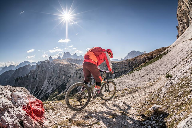 Misurina Mountainbike Tour Drei Zinnen
