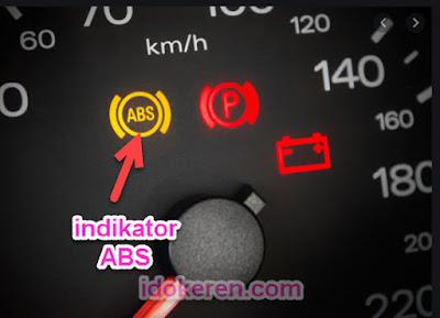 Ciri Rem ABS Motor Bermasalah