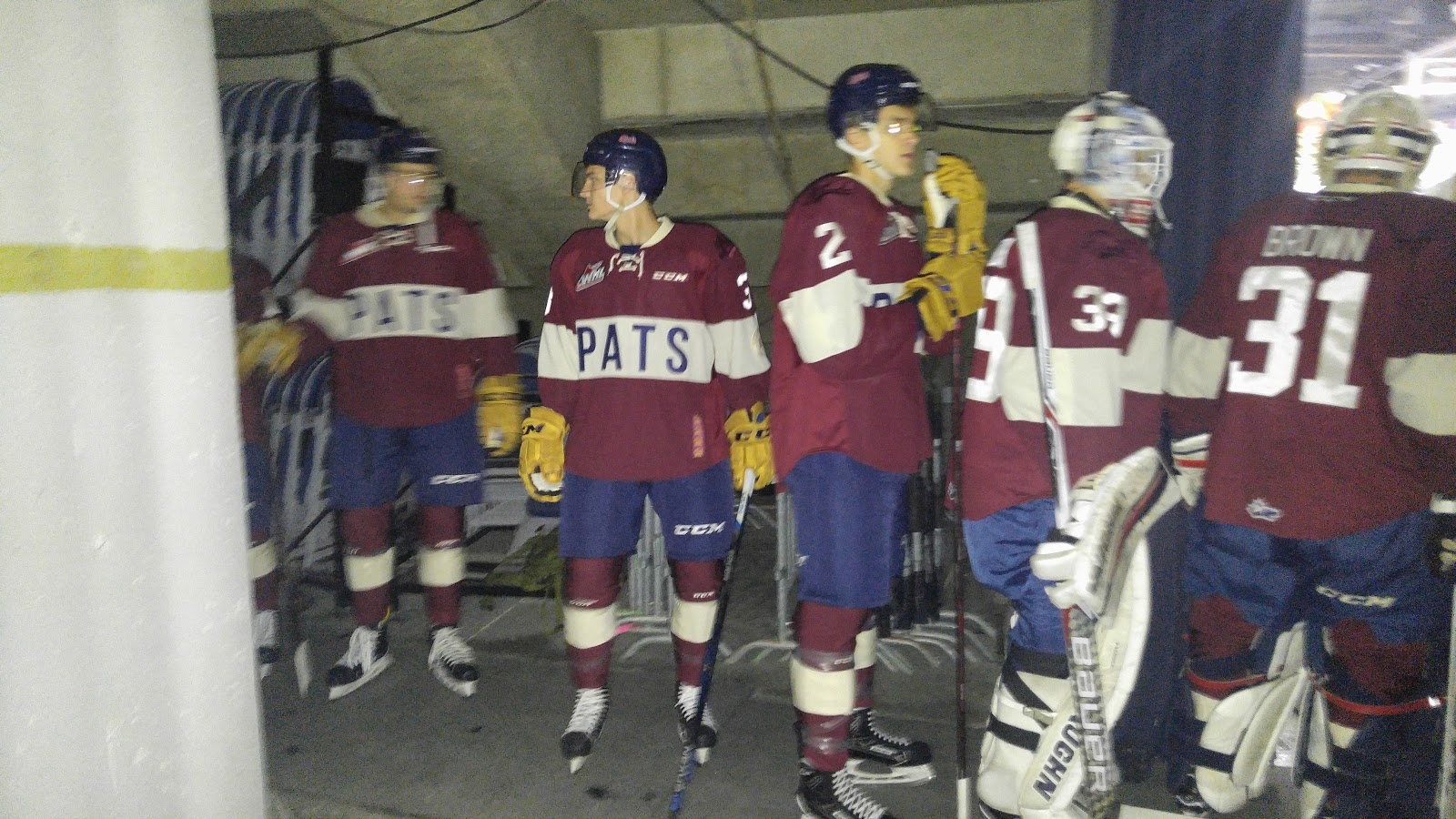 The Regina Pats Hockey Club unveiled their 100th Anniversary Season jerseys  at their home opener on Saturday night at the Brandt Centre. f1fc98ed0