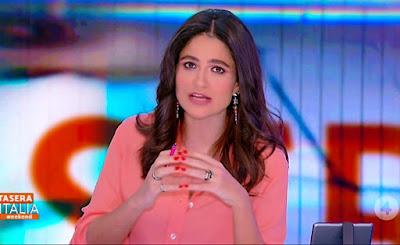Veronica Gentili stasera italia 29 novembre