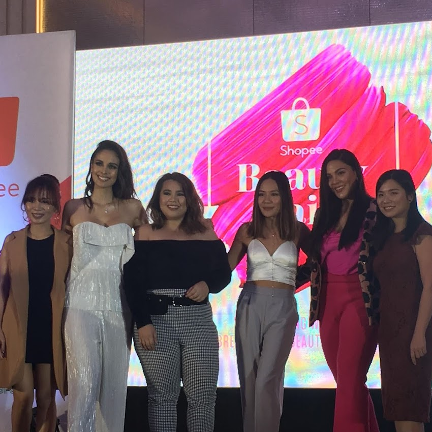SHOPEE PARTNERS WITH MAYBELLINE AND PALMOLIVE TO CELEBRATE WOMEN EMPOWERMENT