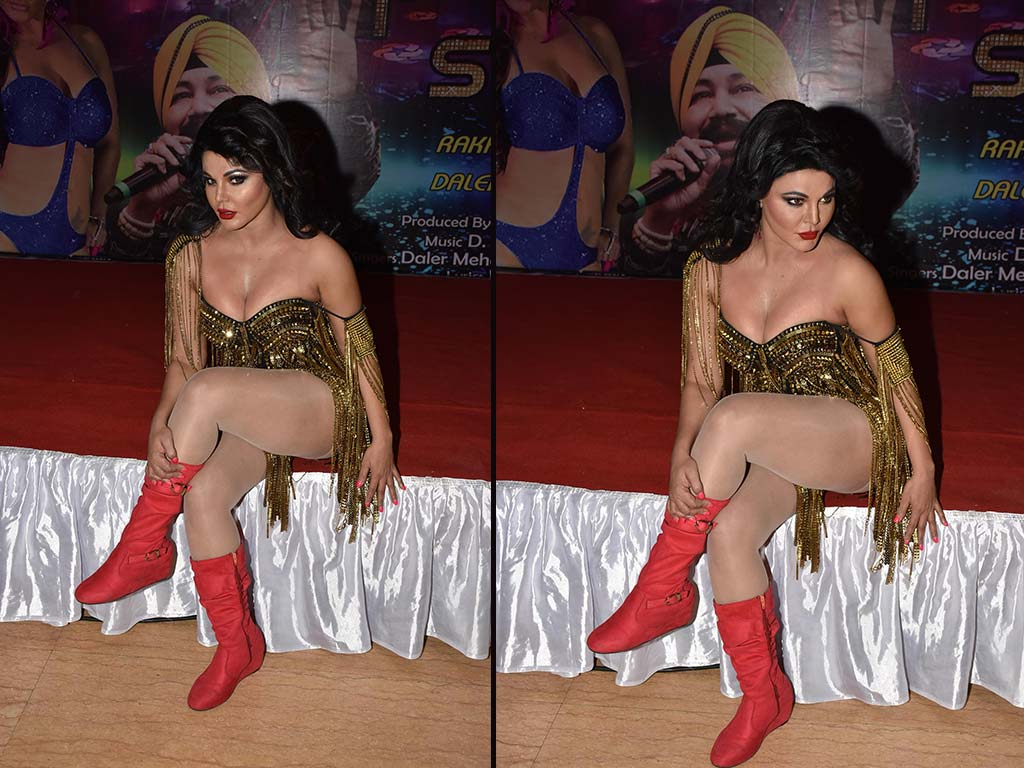 Rakhi Sawant Unseen Sexy Photo-3530
