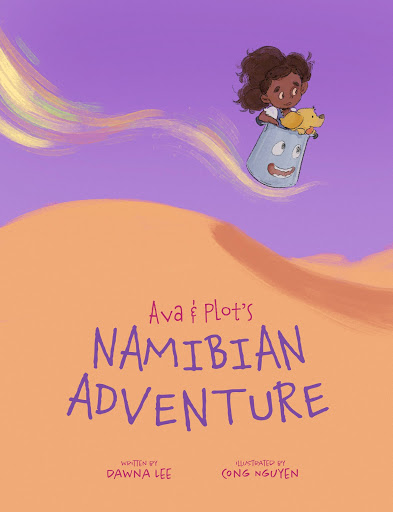 Ava & Plot's Namibian Adventure